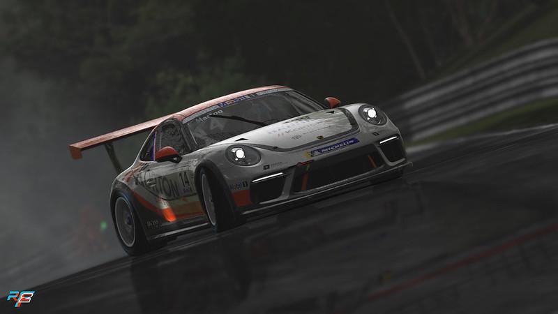 rFactor 2 Porsche Cup