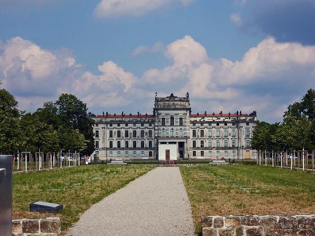 Schloss Ludwigslust, Ludwigslust - Germany (N4911)