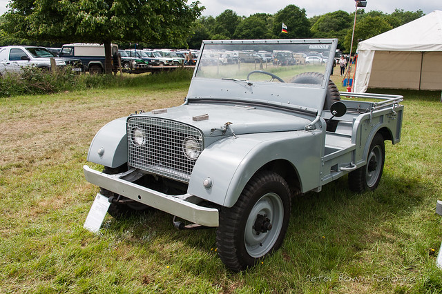 Land-Rover 'Centre Steer' - 1947