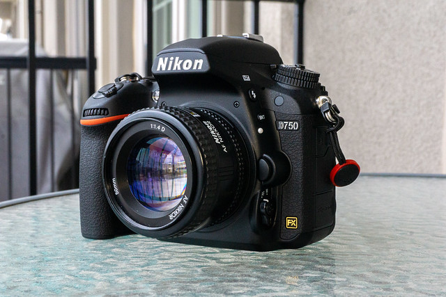Camera Review Blog No. 138 - Nikon D750