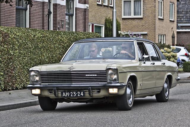 Opel Diplomat 1971 (7452)