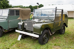 "Land-Rover Series I 81"" Parade Vehicle - Rolls Royce Engine - 1949"