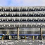 Curves of Preston Bus Station