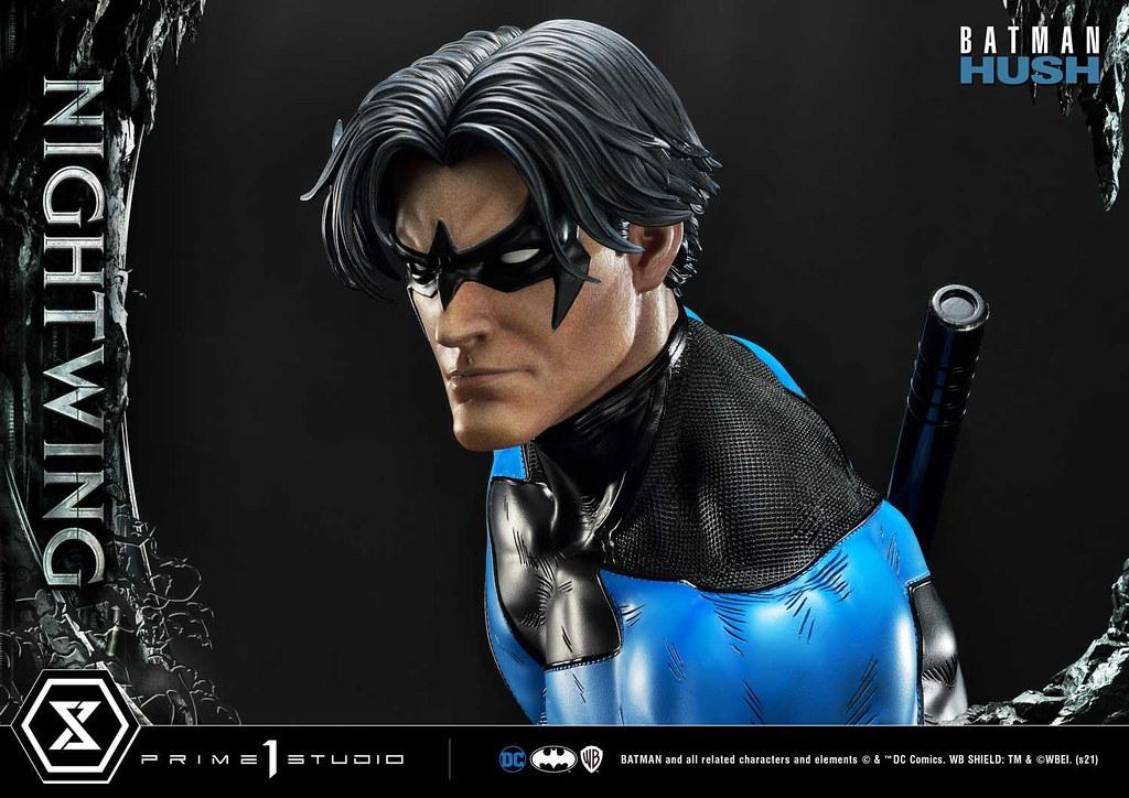 Prime 1 Studio《蝙蝠俠:緘默》夜翼(ナイトウイング)1/3 比例全身雕像 普通版/EX特典版