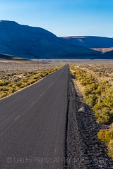 OR 205 in Eastern Oregon