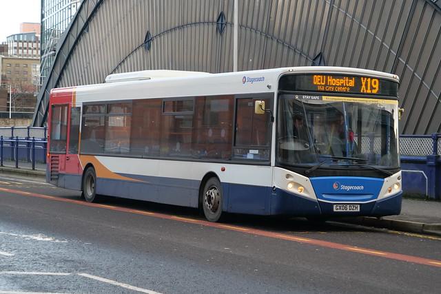 Stagecoach Western 27513 (GX06DZH)