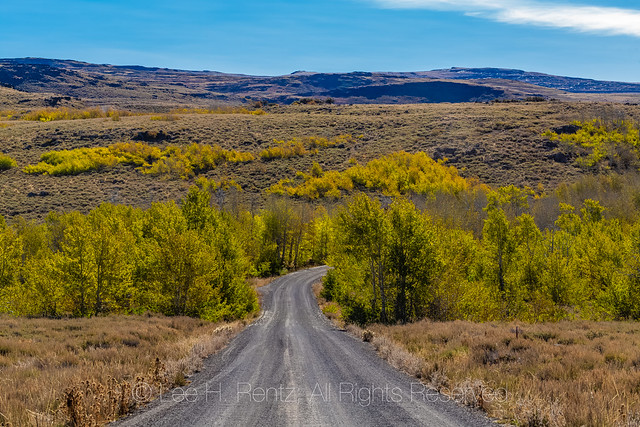 Steens Mountain Back Country Byway