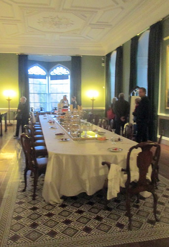 Dining Room, Auckland Castle