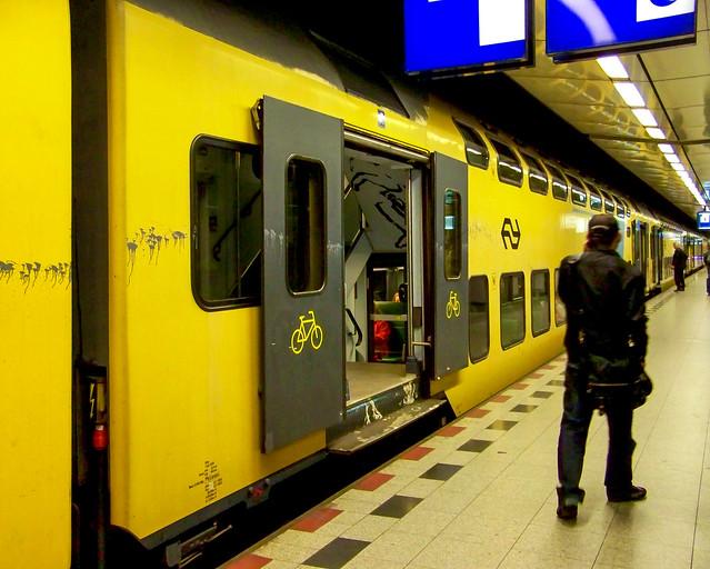Traslado del aeropuerto de Amsterdam al centro