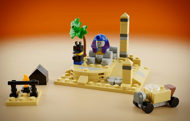 5978: Sphinx Secret Surprise (microscale)