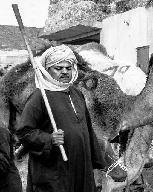 The man in the turban