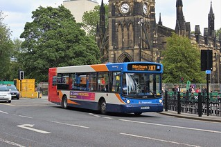 Stagecoach North East NK55AJX 22345