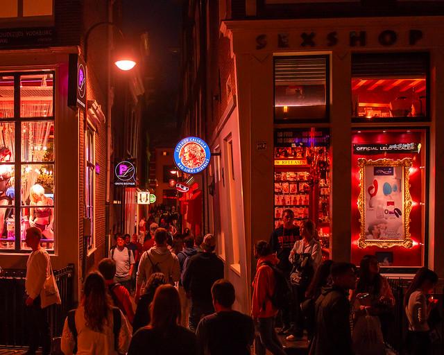 Consejos para ir al Barrio Rojo de Amsterdam