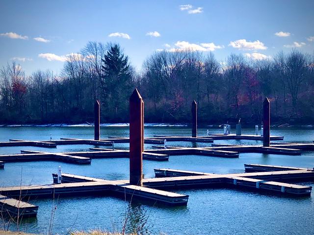 21/365 - Docks in the Winter