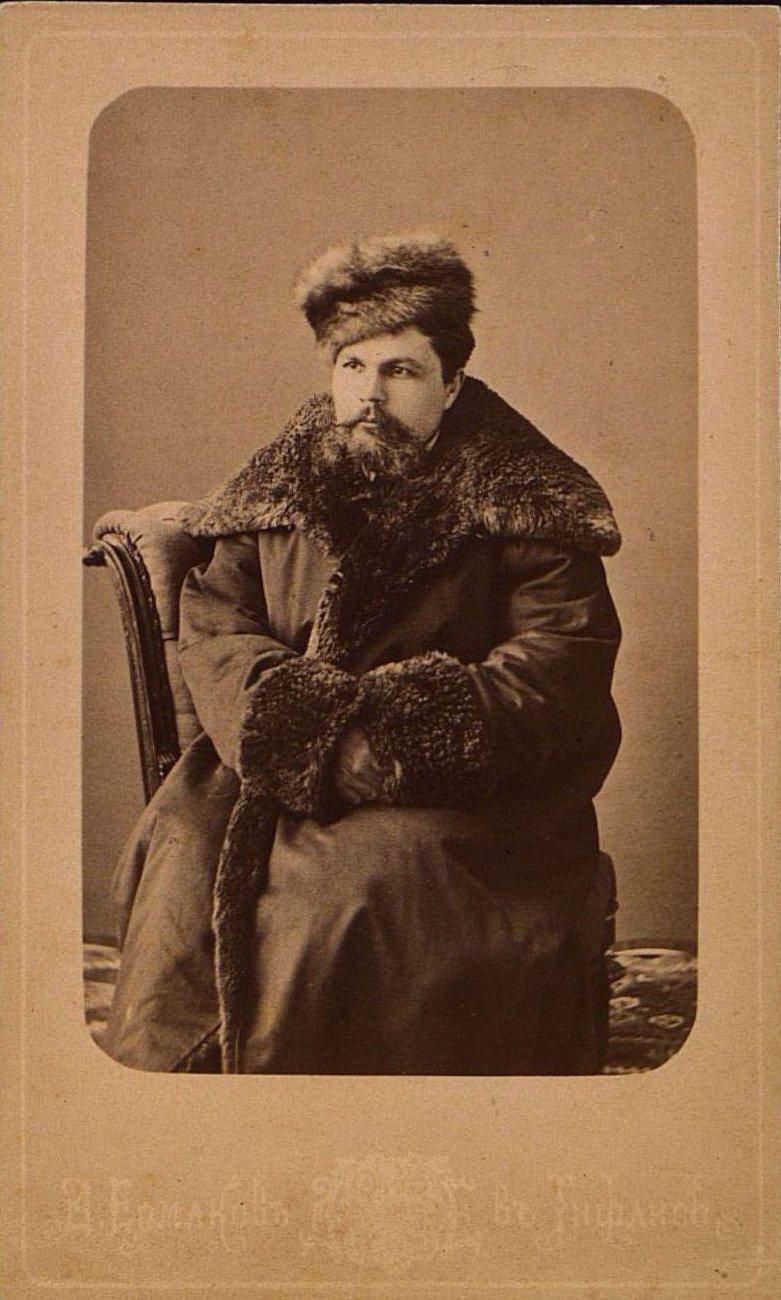 Ермаков Дмитрий Иванович, фотограф, член Археологического общества