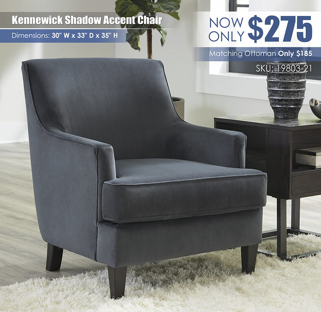Kennewick Shadow Accent Chair_19803-21