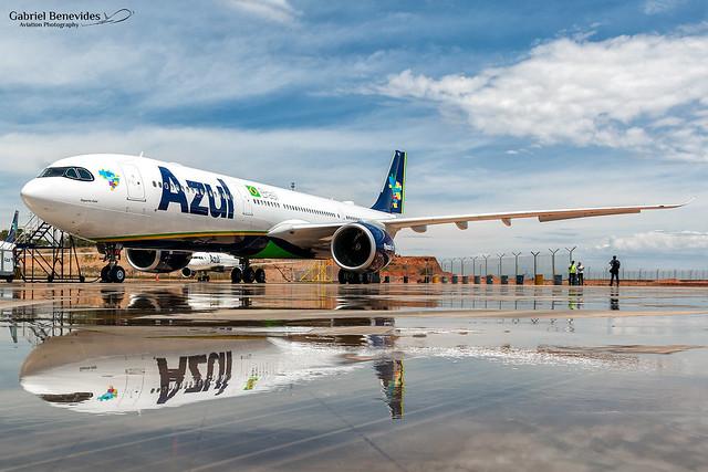PR-ANW - Airbus A330-941 - Azul Linhas Aéreas - SBKP/VCP