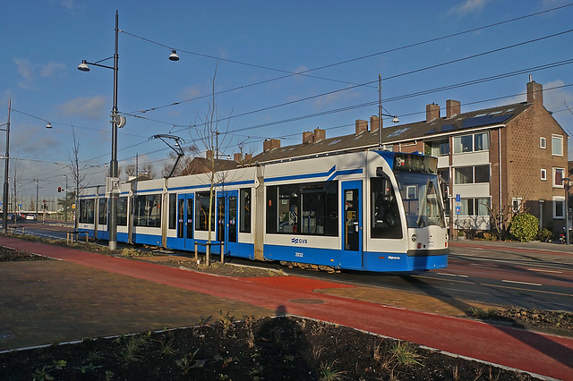 Hartveldseweg - Diemen (Netherlands)