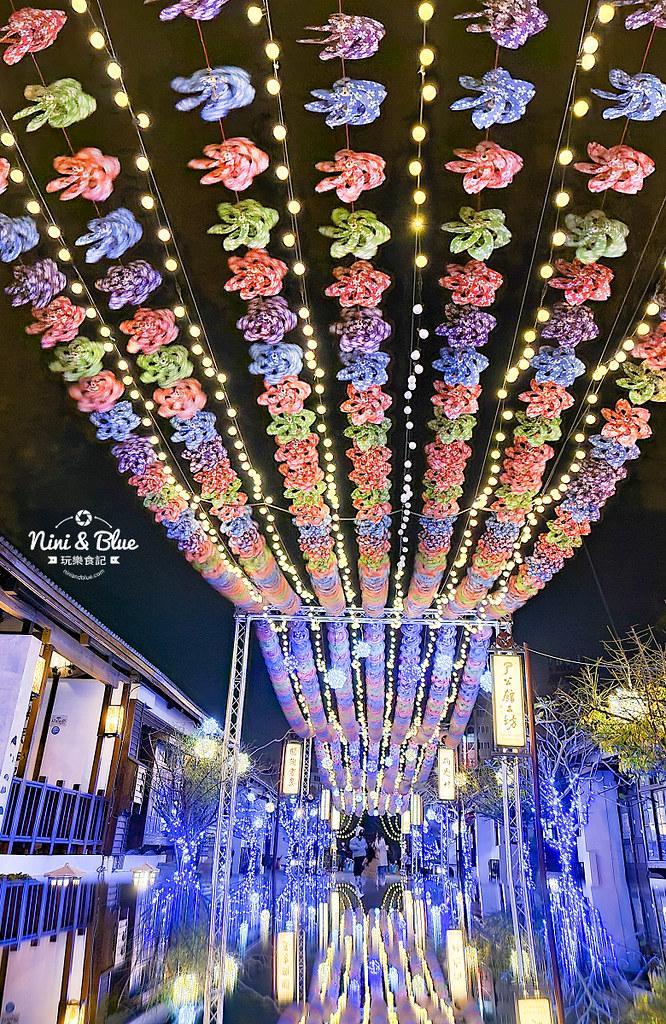 2021年鹿港桂花巷燈會12
