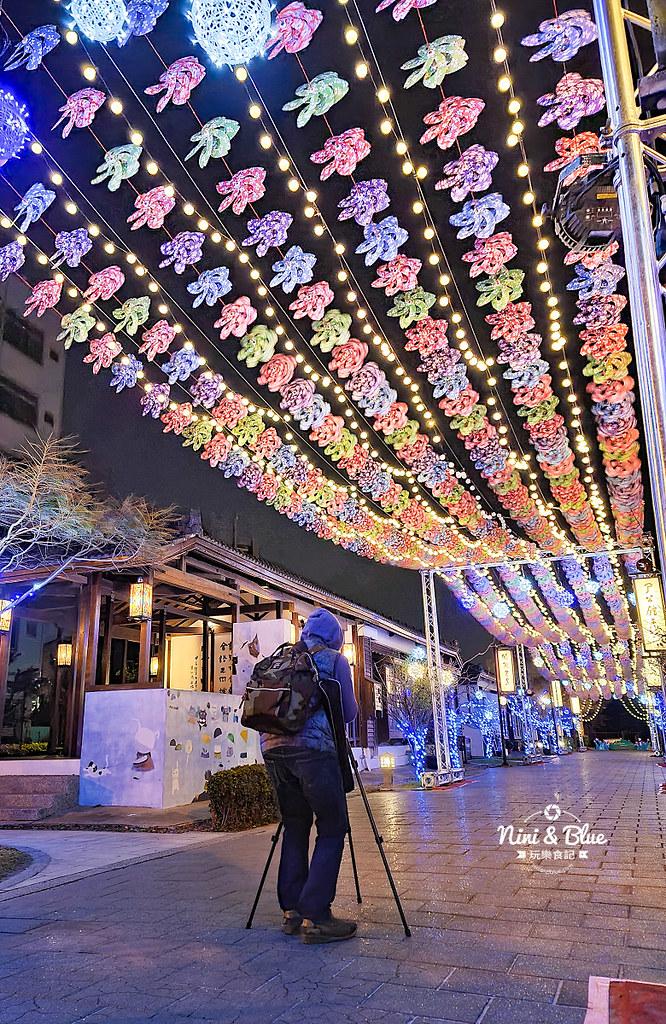2021年鹿港桂花巷燈會10