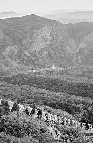 pilgrimage, adam's peak