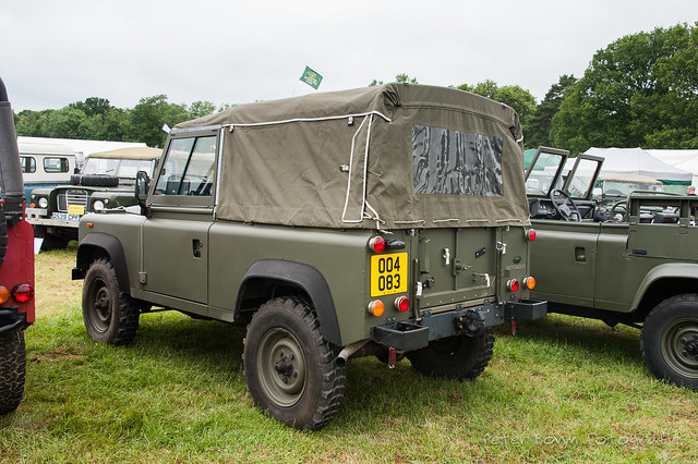 Land-Rover Defender 90 'Last of Line Brititsh Army Contract' - 1992