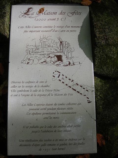 2008-LA MAISON DES FÉES de TRÉSSÉ