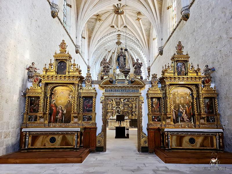 Visita a la Cartuja de Miraflores en Burgos (33)