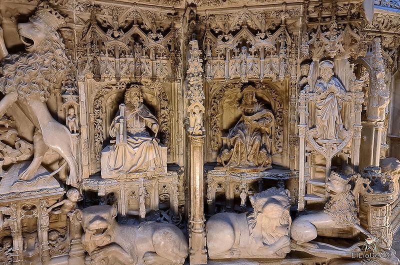 Visita a la Cartuja de Miraflores en Burgos (15)