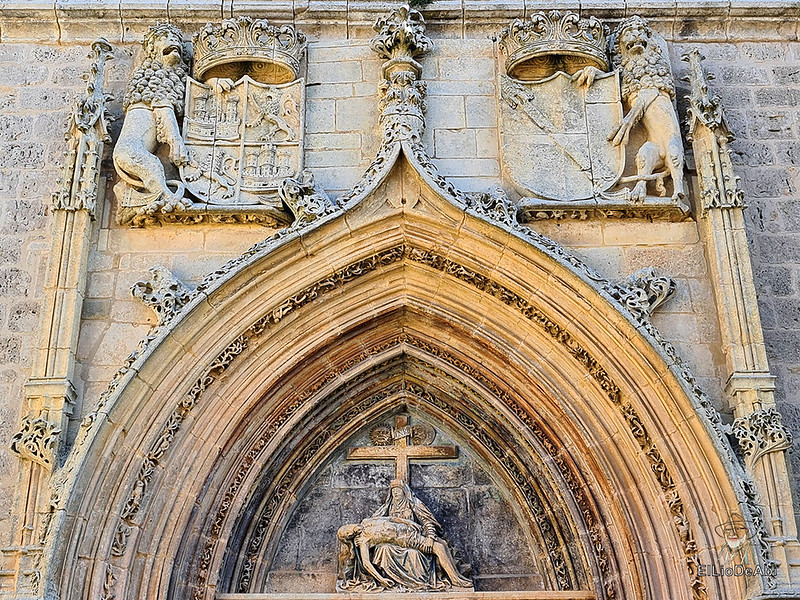Visita a la Cartuja de Miraflores en Burgos (6)