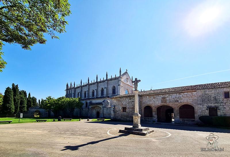 Visita a la Cartuja de Miraflores en Burgos (1)