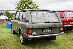 Range-Rover 'Velar' Pre-Production Chassis n° 1 - 1969