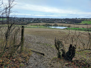 Amersham - Misbourne - mud