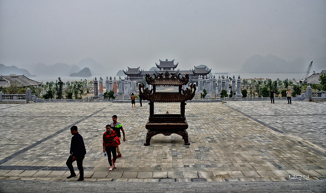 Tam Chuc Temple - Ha Nam, Vietnam
