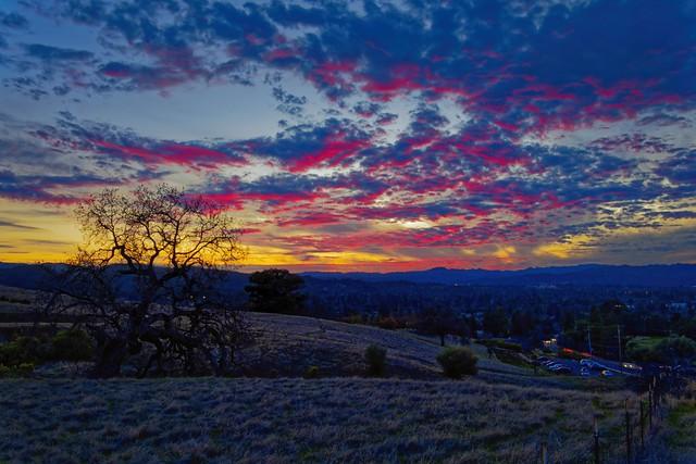 Lime Ridge Sunset (Explored)