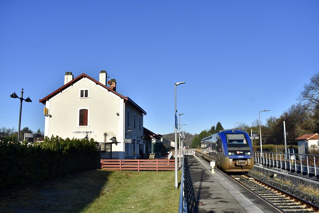 Cambo-les-Bains - X 73515 - 19/01/21
