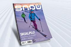 SNOW 129 (únor 2021) - vše, co potřebujete vědět o skialpu