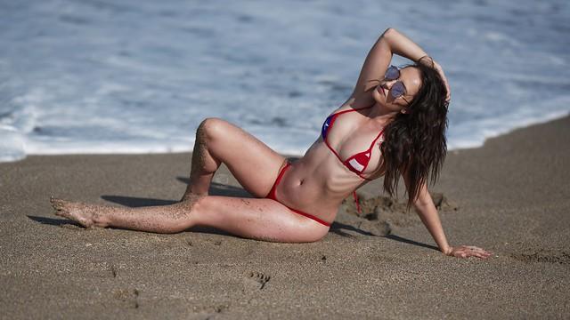 Madison Moore Bikini Playmate, FL, 2018-02-09