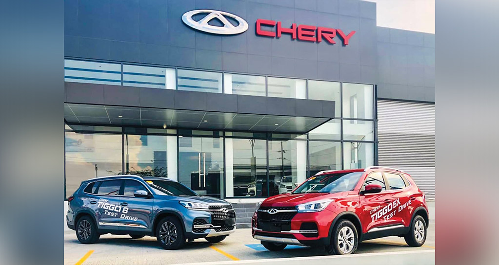 Chery finishes 2020 strong with rapid dealer expansion