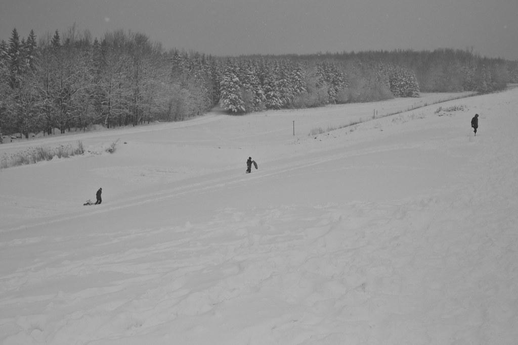 l'hiver au Québec (Explore)