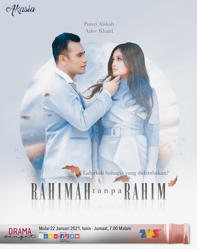 Official poster Rahimah Tanpa Rahim