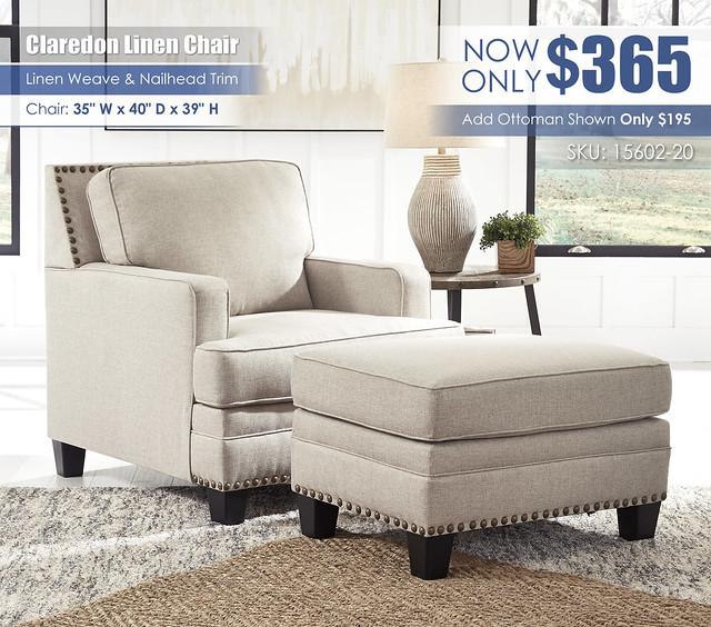 Claredon Linen Chair_15602-20-14