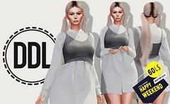 [DDL] for Happy Weekend 60ls!!!
