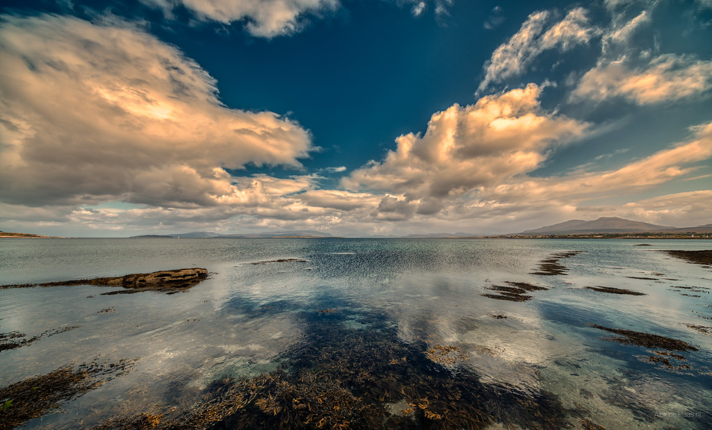 Broadford Bay, Scotland.