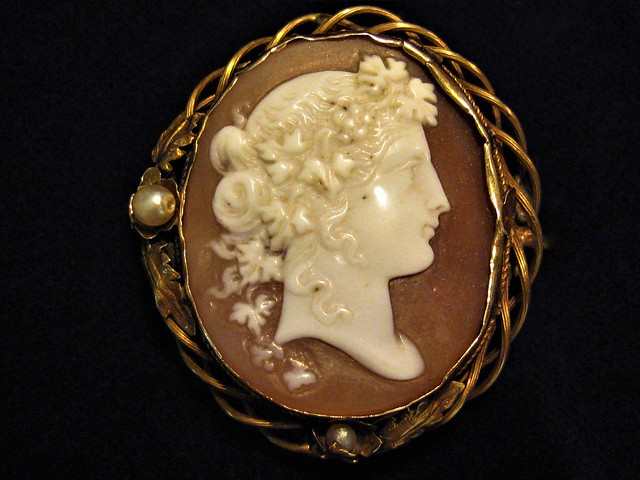 An Early Victorian Cameo