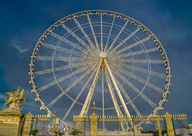Big Wheel of Paris