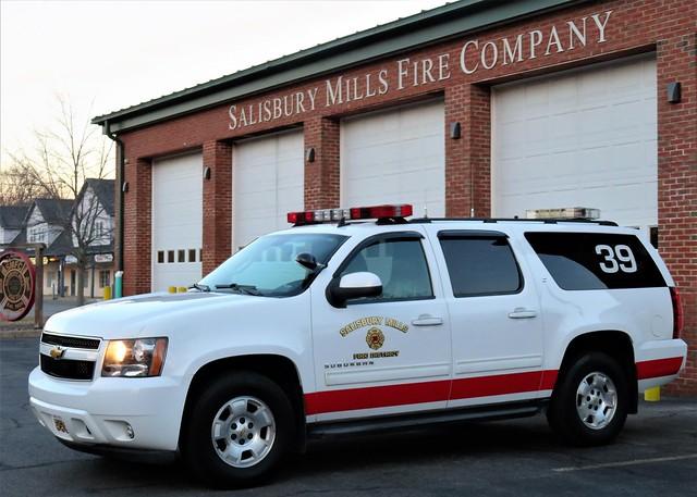 Salisbury Mills Fire Co. ~New York