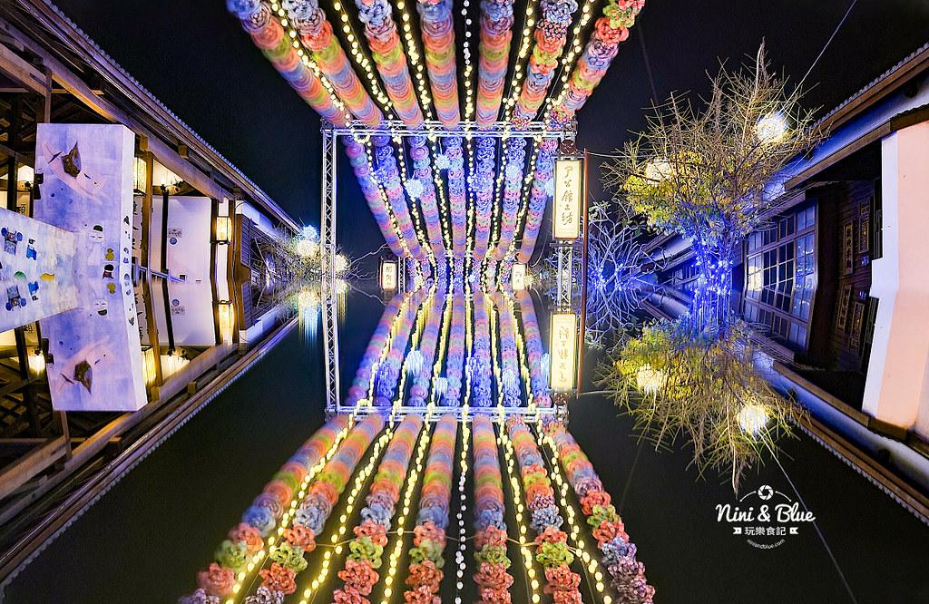 2021年鹿港桂花巷燈會11