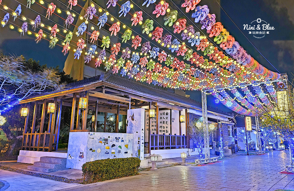 2021年鹿港桂花巷燈會09