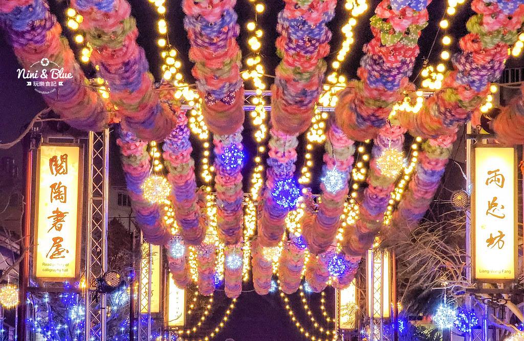 2021年鹿港桂花巷燈會07